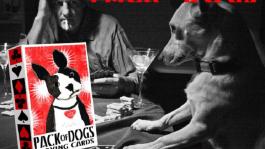 Колода карт для любителей собак