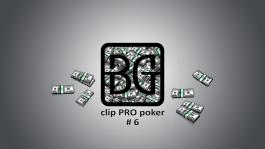 """BigGOGI clip PRO poker # 6: """"Конкретный покер"""""""