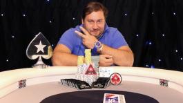 Украинец Юрий Нестеренко получил второй подряд титул чемпиона France Poker Series