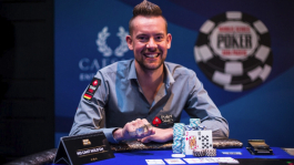WSOP APAC 2014: Данзер выиграл третий браслет за год