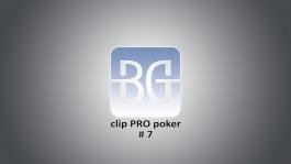 "BigGOGI clip PRO poker # 7: ""ПЯТЕРКА ДЕРЗКИХ БЛЕФОВ"""