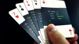 Code:deck уникальная колода карт для программистов