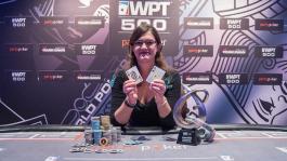 Элеанор Гаджер выиграла WPT500