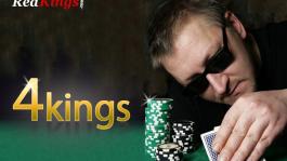 4KINGS - новое предложение RedKings на первый депозит