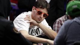 Александр Фицджеральд: анализируя вылет Марка Ньюхауса из ME WSOP 2014