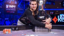 Матас Симболас - чемпион partypoker WPT UK 2014