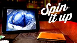 "100 ББ бесплатно в акции ""Spin It Up"" от Full Tilt"