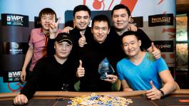 7 день PartyPoker WPT: победитель Eurasian Poker Cup и начало Main Event