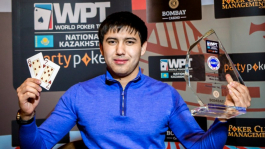 Савердин Кадыров  - чемпион PartyPoker WPT National Казахстан