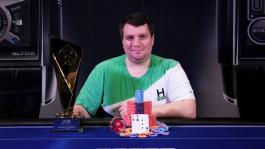 Андрей Заиченко стал чемпионом турнира хайроллеров EPT и занёс €487,180