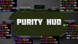 Purity HUD for pokertracker 4
