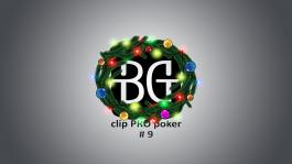 "BigGOGI clip PRO poker # 9 ""С Новым!"""