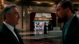 Роберт Де Ниро и Леонардо Ди Каприо в грандиозной рекламе казино