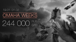 Omaha Weeks - PokerDOM.com