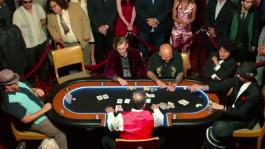 Новый российский фильм о покере «Ставка на любовь»