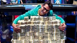 Антонио Эсфандиари будет ведущим крупного благотворительного турнира в Лас-Вегасе