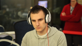 Андрей Патейчук занял пятое место в Sunday Million на PokerStars