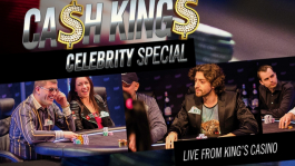 Оле Шемион приглашен на Celebrity Cash Kings