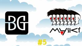 BigGOGI clip PRO Maski #5