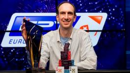 Эрик Сайдел получил €2,015,000 за первое место в турнире EPT €100,000 Super High Roller