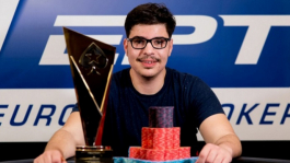 Мустафа Канит стал чемпионом турнира хайроллеров €50,000 Super High Roller