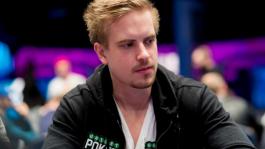 Виктор Блом стал профессионалом команды Unibet Poker