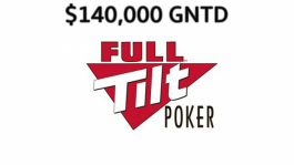 Фестиваль фрироллов на Full Tilt Poker с гарантией $140k