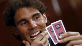 Рафаэль Надаль больше не сотрудничает с PokerStars