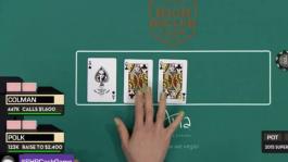 """Две дамы треф """"порадовали"""" хайроллеров в казино ARIA"""