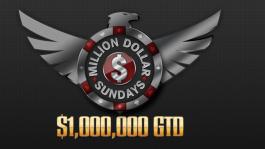 PokerKing: саттелиты на Million Dollar Sundays