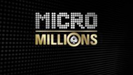 Сателлиты к PokerStars MicroMillions 11