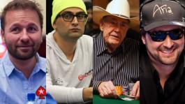 Профессиональные покеристы сыграли против звёзд Голливуда за $1,000,000