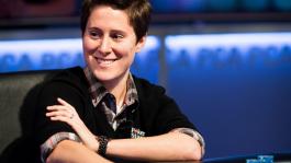 Ванесса Селбст организовывает благотворительный турнир во имя справедливости