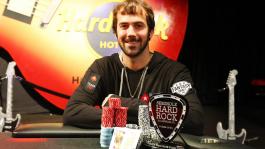 Джейсон Мерсье выиграл $571k в турнире $25,000 SHRPO High Roller