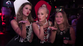 Даниэль Негреану и его личная вечеринка в Торонто (видео)