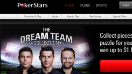 Негреану занял место Неймара в «Команде Мечты» PokerStars