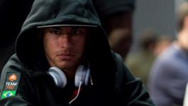 Лив Бори попала на финалку турнира хайроллеров, где так же принял участие Неймар