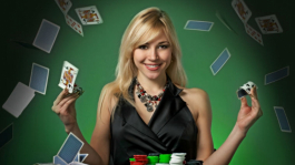 Как обучаться покеру девушкам