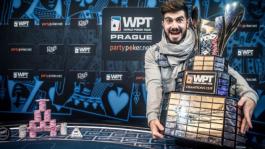 Испанец Хавьер Гомез выиграл турнир WPT Prague Main Event