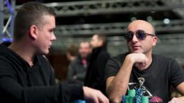 Азербайджанец Илькин Амиров — чиплидер финального стола Главного События EPT Прага