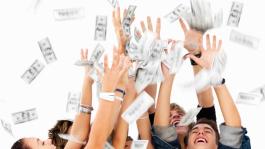 Зарабатывай вместе с друзьями и участвуй в розыгрыше 1000$