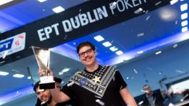 Мустафа Канит — чемпион турнира хайроллеров EPT Dublin 2016 (€501,640)