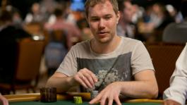 Александр Кострицын выиграл $192,000 на выходных