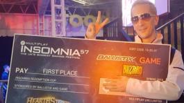 ElkY выиграл турнир... по HearthStone