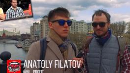 Анатолий Филатов и Сергей Лебедев бросили вызов Джанглмену