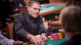 WSOP-2016. Алексей Макаров идет чип-лидером на финалке  Event #13 Seven Card Razz