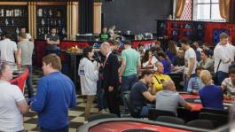 Russian Poker Tour день первый