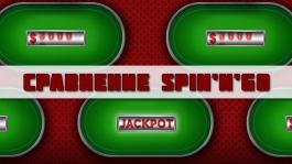 Сравнение Spin'n'Go в популярных комнатах: где играть?