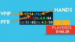 Можно ли играть в онлайн-покер без HUD'а?