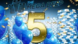 Юбилейный $215 Mega Deep на 888poker покорился россиянину «josef_shvejk»
